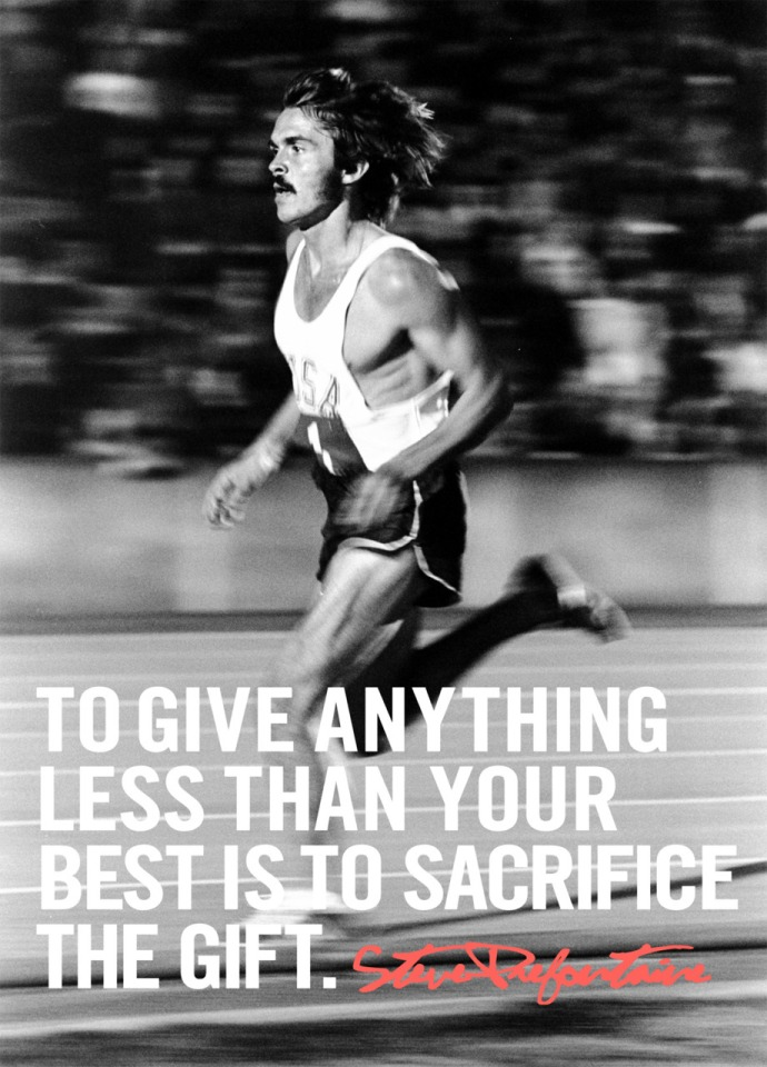 21 Best Images About Sauna And Steam Rooms On Pinterest: Day #47: 10 Great Running Quotes