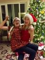 Anja and Lucy - Christmas 2017